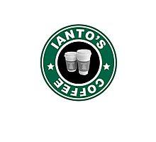 Torchwood- Ianto's Coffee Photographic Print