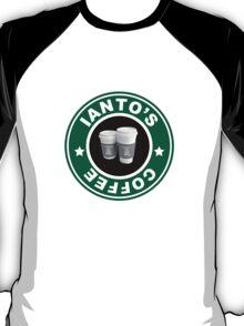 Torchwood- Ianto's Coffee T-Shirt