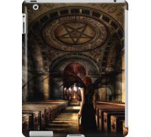 Vampire Cathedral iPad Case/Skin