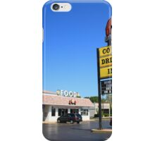 Route 66 - Cozy Dog Drive In iPhone Case/Skin