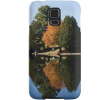 Defying the Green - the First Autumn Tree Samsung Galaxy Case/Skin