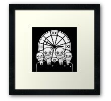 The Gentlemen - Buffy the Vampire Slayer Framed Print