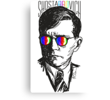 Shostabrovich Canvas Print