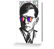 Shostabrovich Greeting Card