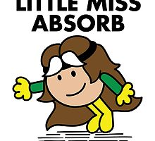 Little Miss Absorb by irkedorc