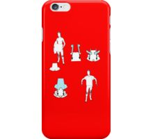 flat pack t-shirt  iPhone Case/Skin