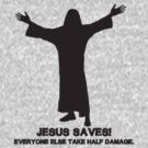 Jesus Saves 2.0 by JD22