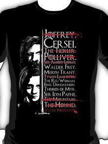 Arya's Prayer T-Shirt