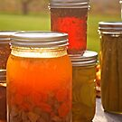 Canning in Autumn by Karin  Hildebrand Lau