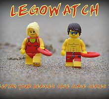 Legowatch by minifignick