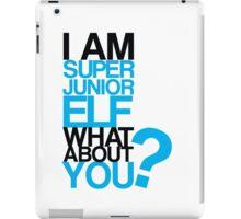 I am Super Junior Elf iPad Case/Skin