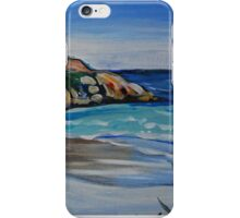 Wharton Beach - Esperance iPhone Case/Skin