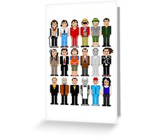 The Murrays Greeting Card
