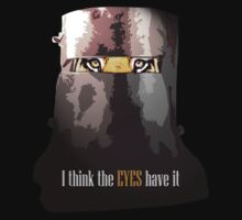 Tiger Kelly - I Think The Eyes Have It. by xculture