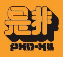 Pho Ku Corporation Logo by Buleste