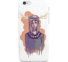 Answer Me Daisy Do iPhone Case/Skin