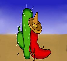 Mexican Chilli by surreal77