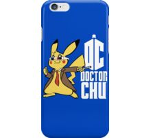 dr. chu iPhone Case/Skin
