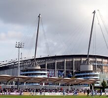 City of Manchester Stadium by footypix