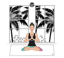 Yoga Girl.. by 1XOROSE