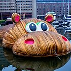 HippopoThames by Chris Thaxter