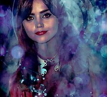 Clara Oswald by David Atkinson