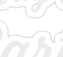Party On Garth | Waynes World Best Friends Tees 1/2 Sticker