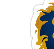 Alliance Crest Sticker