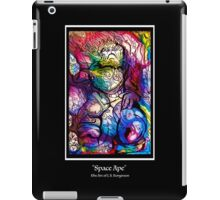 Space Ape (white letters) iPad Case/Skin