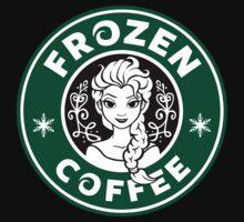 Frozen Coffee Kids Clothes