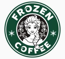 Frozen Coffee Kids Clothes