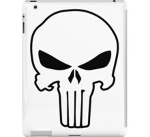 The Punisher iPad Case/Skin
