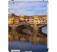 Vecchio Bridge Florence iPad Case/Skin