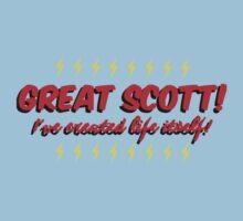 Great scott! by JordanMay