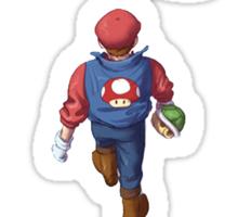 Mario Kart Akira Sticker