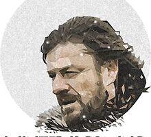 Eddard by LaRochelleD