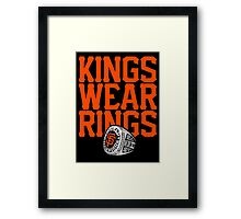 Giant Amongst Kings Framed Print