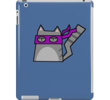 Donatello Teenage Mutant Ninja Kitty iPad Case/Skin