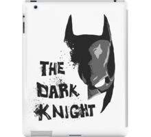 The Dark Knight iPad Case/Skin
