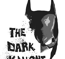 The Dark Knight by DonMazzi