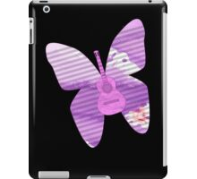 acoustic butterfly  iPad Case/Skin