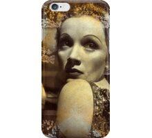 Always Marlene Dietrich iPhone Case/Skin