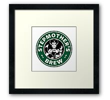 Stepmother's Brew Framed Print