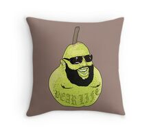 Shout out to all the Pears Throw Pillow