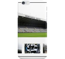 The Toon - Newcastle United  iPhone Case/Skin