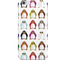 Penguin Variety iPhone Case/Skin