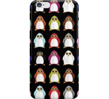 Penguin Variety (2) iPhone Case/Skin
