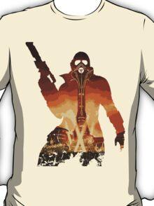New Vegas Ranger Silhouette T-Shirt