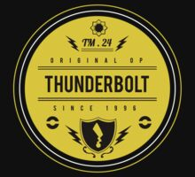Original Op - Thunderbolt by kloj00