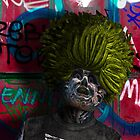 Cactus Afro by GolemAura